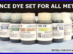 METAL SOLVENT DYES