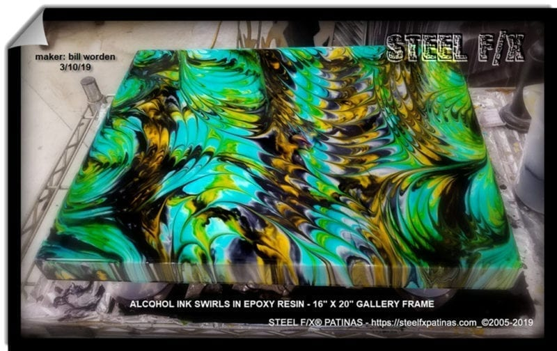 ALCOHOL INKS AT MFG. PRICING