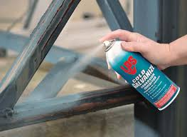 Cold Galvanizing Spray Coating.